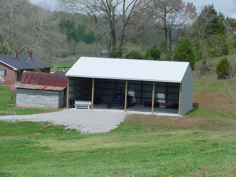 Pole barn prices indiana for Pole barns indiana